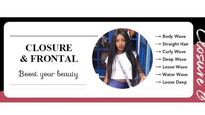 CLOSURE & FRONTAL |