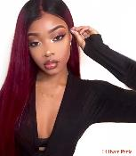 LACEFRONT 360° WIG CHERRY